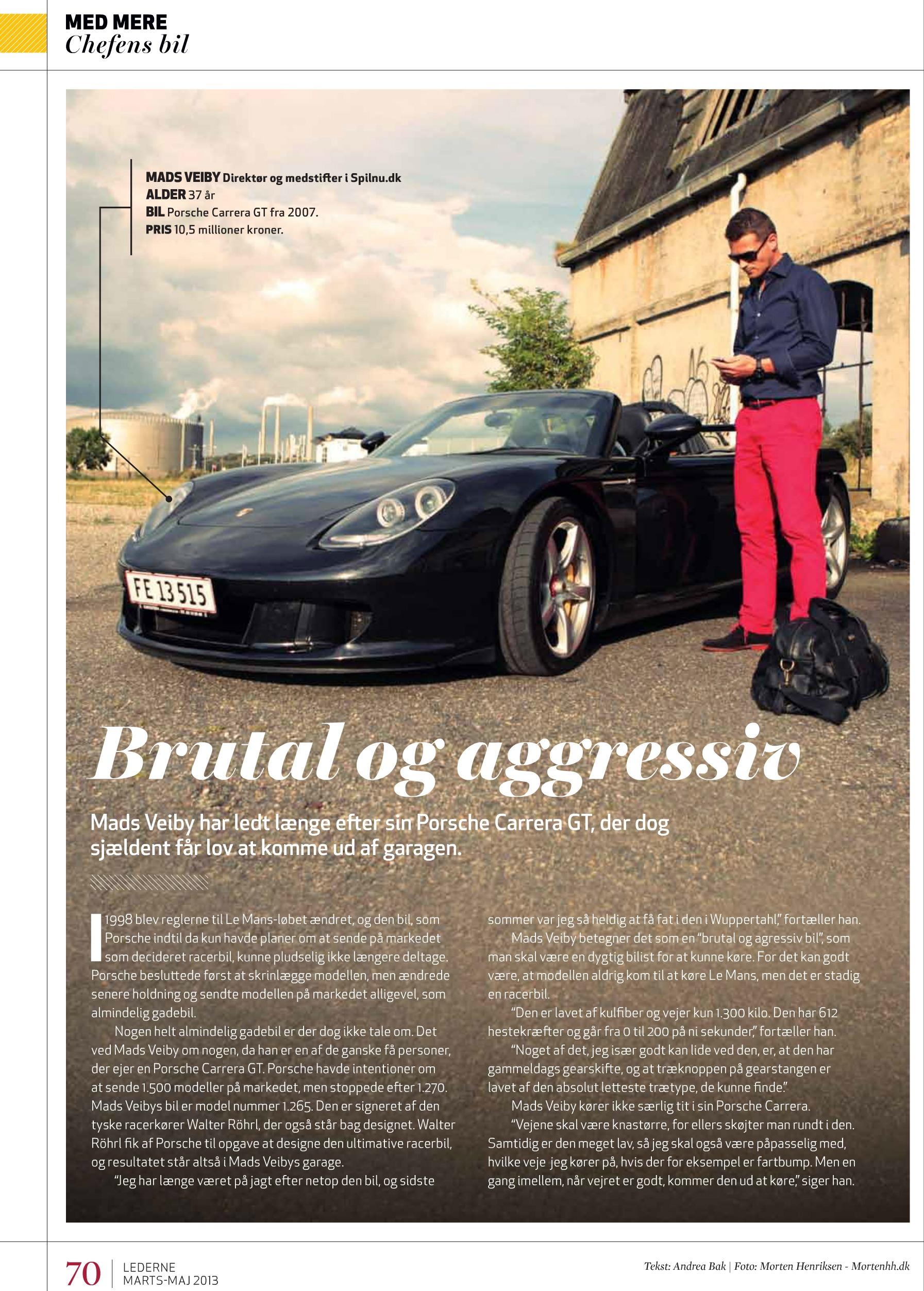 Reklamefoto Aalborg Nordjylland