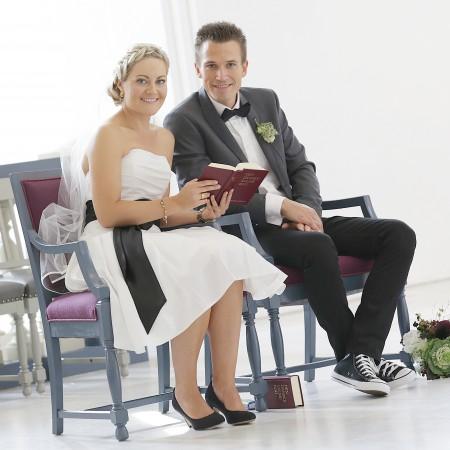 Bryllupsfotograf Ålborg